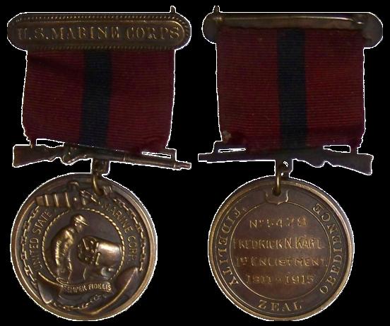 United States Marine Corps Good-conduct-meda...1915---r-27eec64