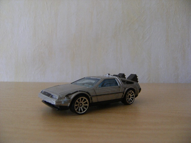 ma collection d'objets retour vers le futur Delorean-27193ec