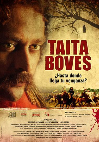 Poster de Taita Boves